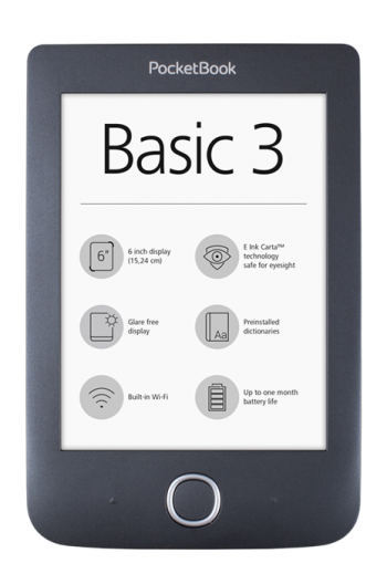 PocketBook Basic 3 E-book...